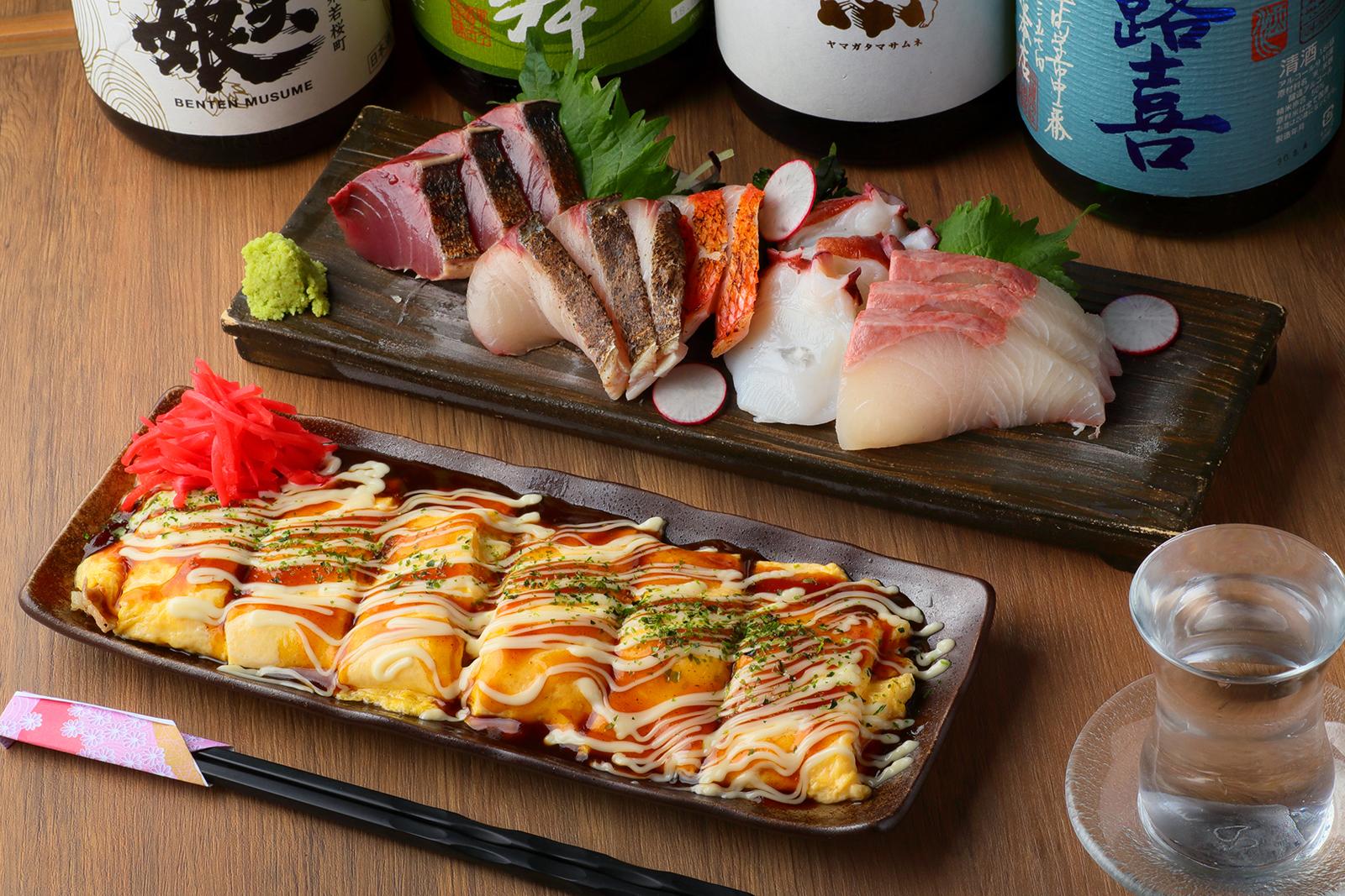 【NEWOPEN】東口の気軽な鉄板料理居酒屋へ!