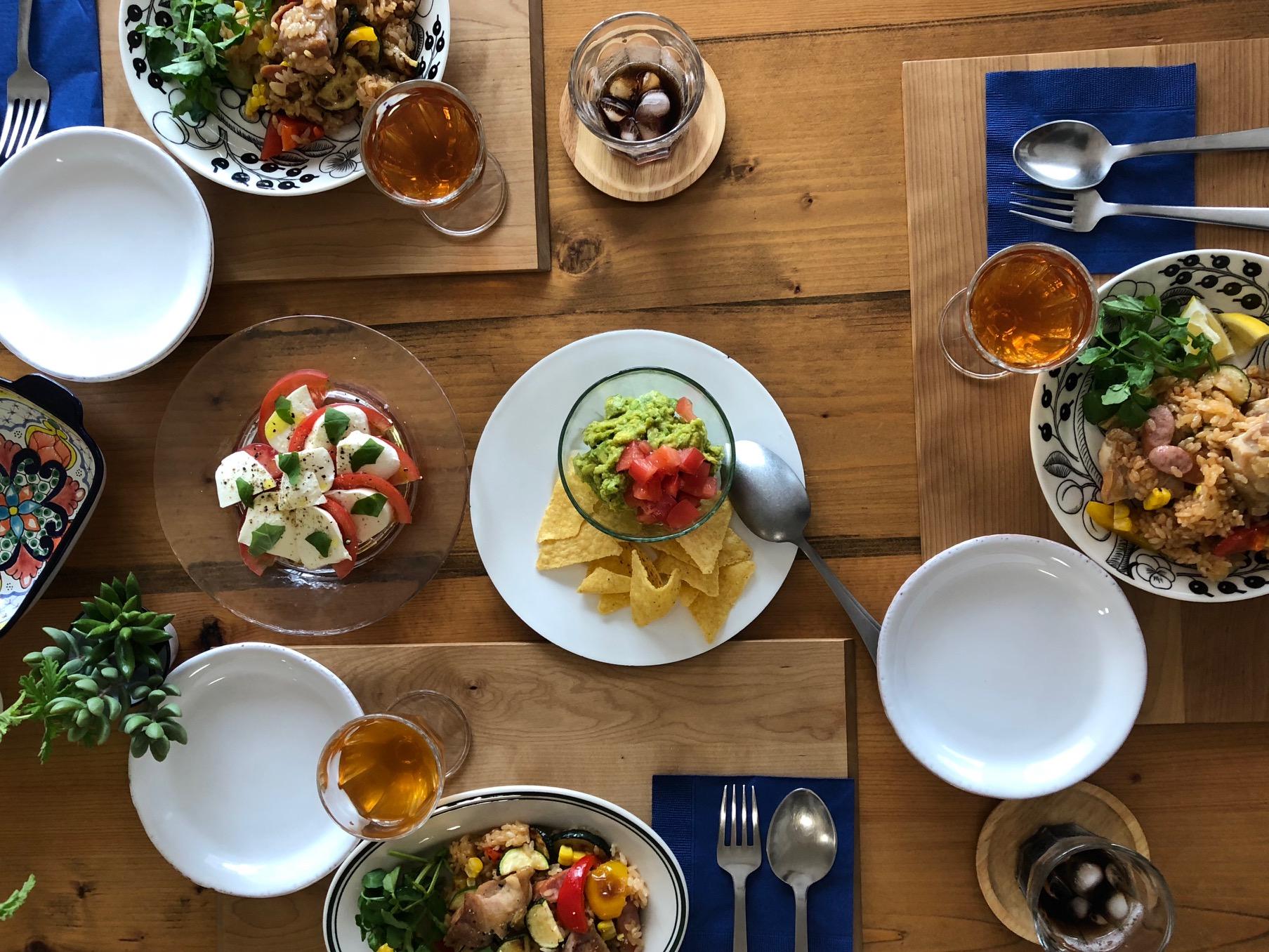 【みやぎレシピ】鶏と夏野菜のジャンバラヤ