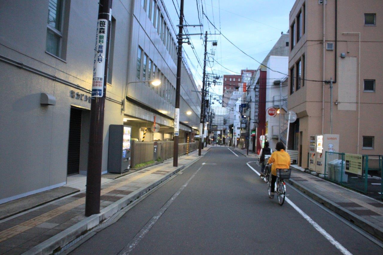 【S-style10月号】勝手に調査団~新聞配達・未公開シーン~