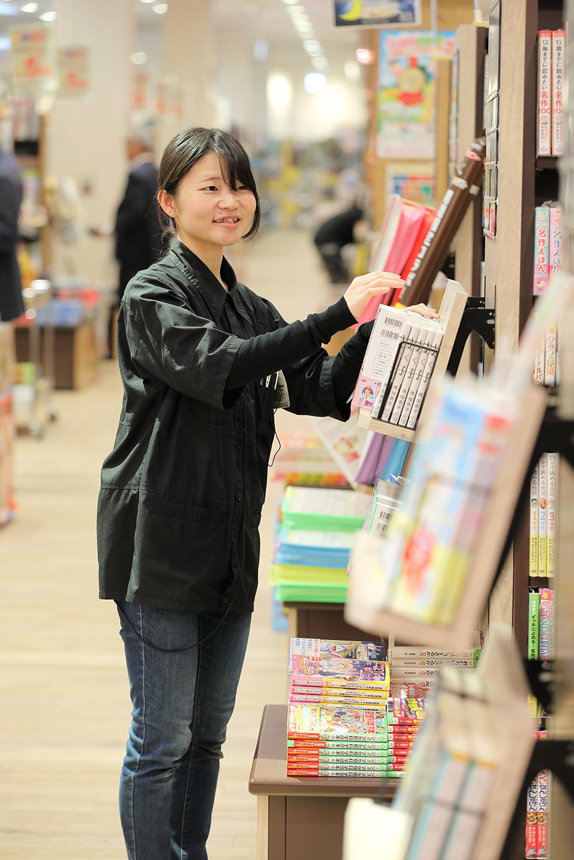 【書店員さんのおすすめ本】本売る人に会いに―Side story12