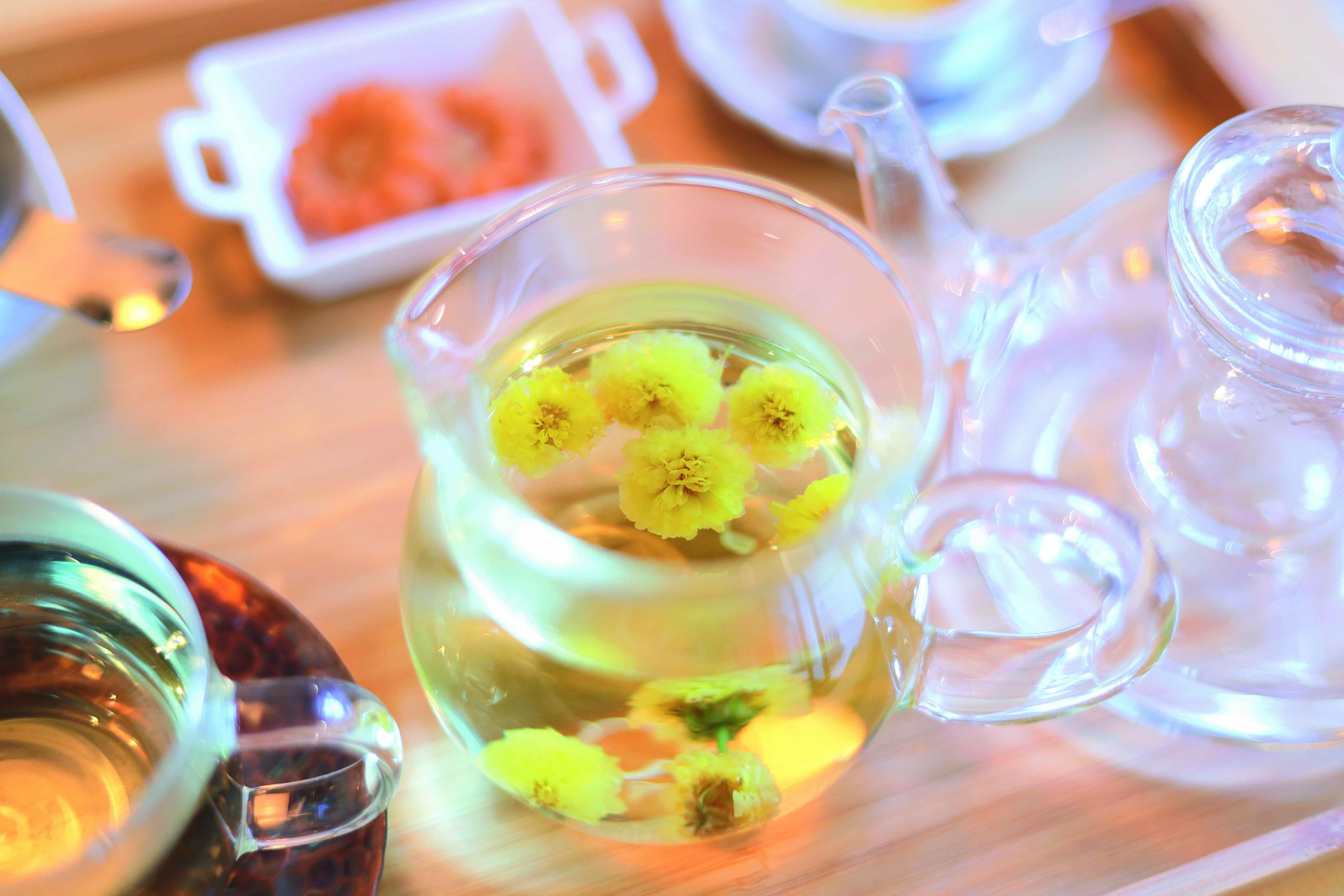 【肌寒い季節におすすめ】『福茶』でアジアンティーを飲もう!